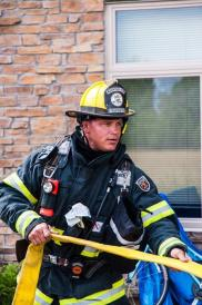 Ron Waterman Firefighter
