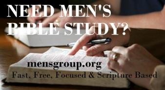 Mens Bible Study_011615